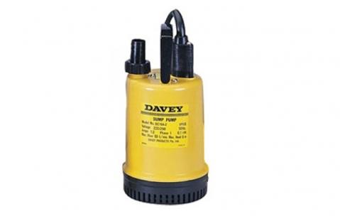 Davey Spa Bath Pump  Manual