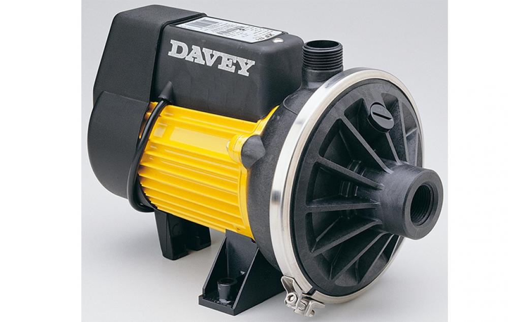 davey pump hp45 05 manual