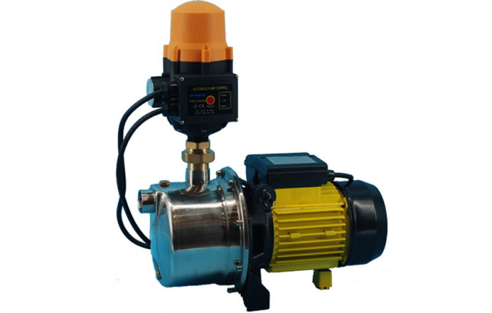 Cool Tech Pumps - Marro Multi Stage Water Pump High Pressure Rain ...